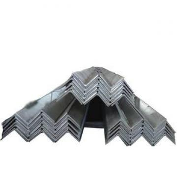 Hot Dipped Galvanized V Shaped Iron Steel Slotted Angle Bar