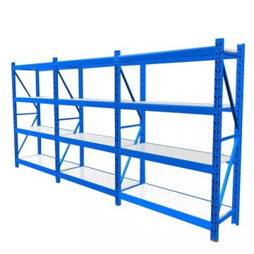 800-1200 Steel Reinforced Plastic Pallet Rolling Storage Cart Organizer Heavy Duty Rack Warehouse for Factory