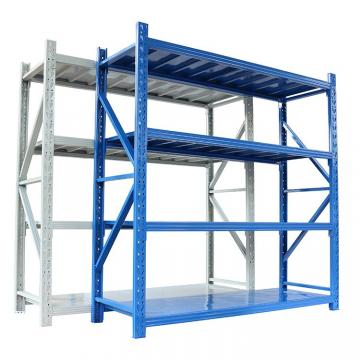 Commercial Stainless Steel Assembleable Supermarket Shelf
