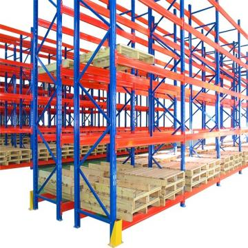 Commercial Adjustable Stainless Shelf Pallet Shelving
