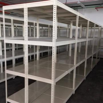 OEM Customized Aluminium Profile Silver Black Aluminium Storage Rack