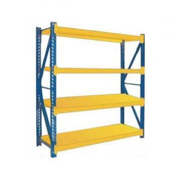 Professional Customized Steel Warehouse Mezzanine Racking System Industrial Shelving Units