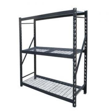 Long Span Commercial Wire Shelving Heavy Duty Wire Decking 48 X 24 X 48