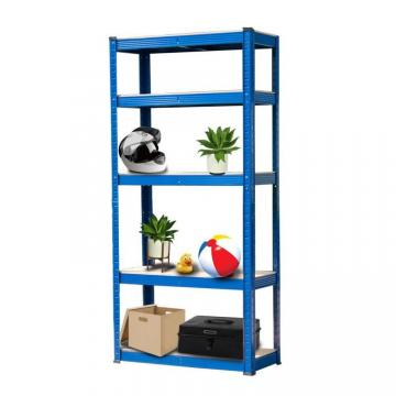 Metal Supermarket Store Gondola Tegometall Display Shelving