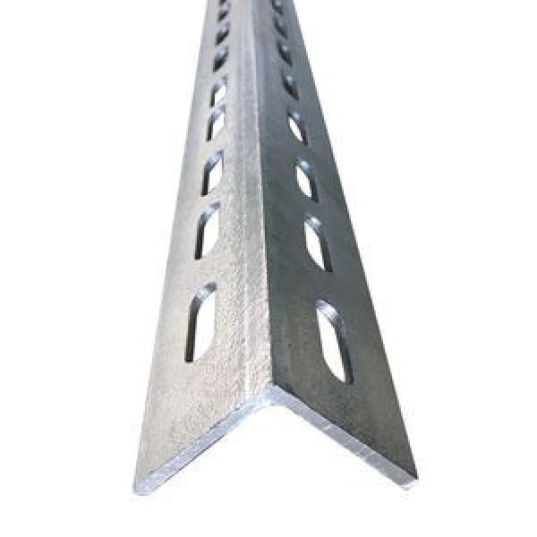 40X40mm Galvanized Equal Angle Steel Galvanize Iron Angle Metal Angle Bar with Hole for Construction