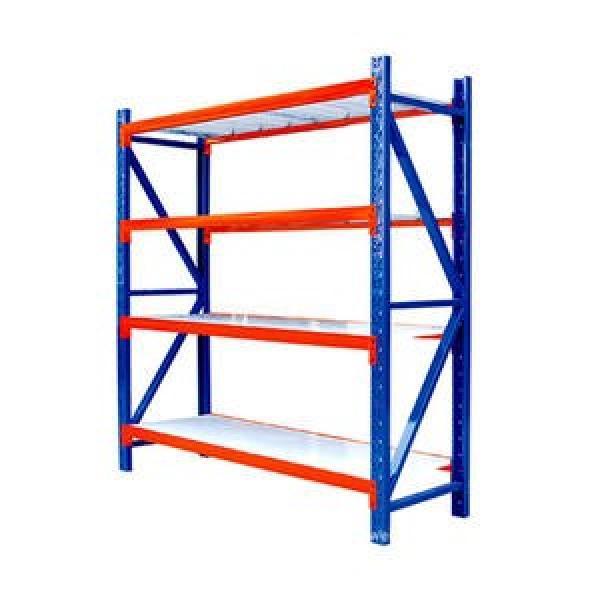 Selective Pallet Adjustable Steel Shelving Storage Rack Shelves