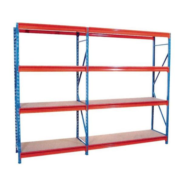 Commercial Steel Shelf Pallet Warehouse Storage Rack Shelf Estante Aco Cromada