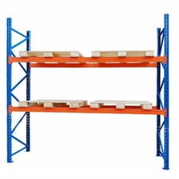 Industrial Warehouse Dynamic Storage Carton Flow Gravity Pallet Rolling Rack